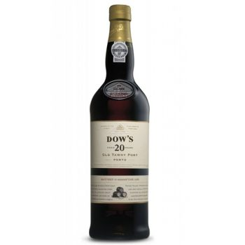 Dow's 20 Years Old Tawny Port 75cl (Pack de 3). Porto Dow's